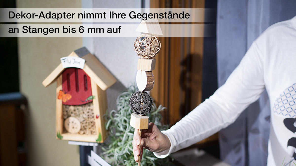 masu insect hotel and decor adapter of Green Creations