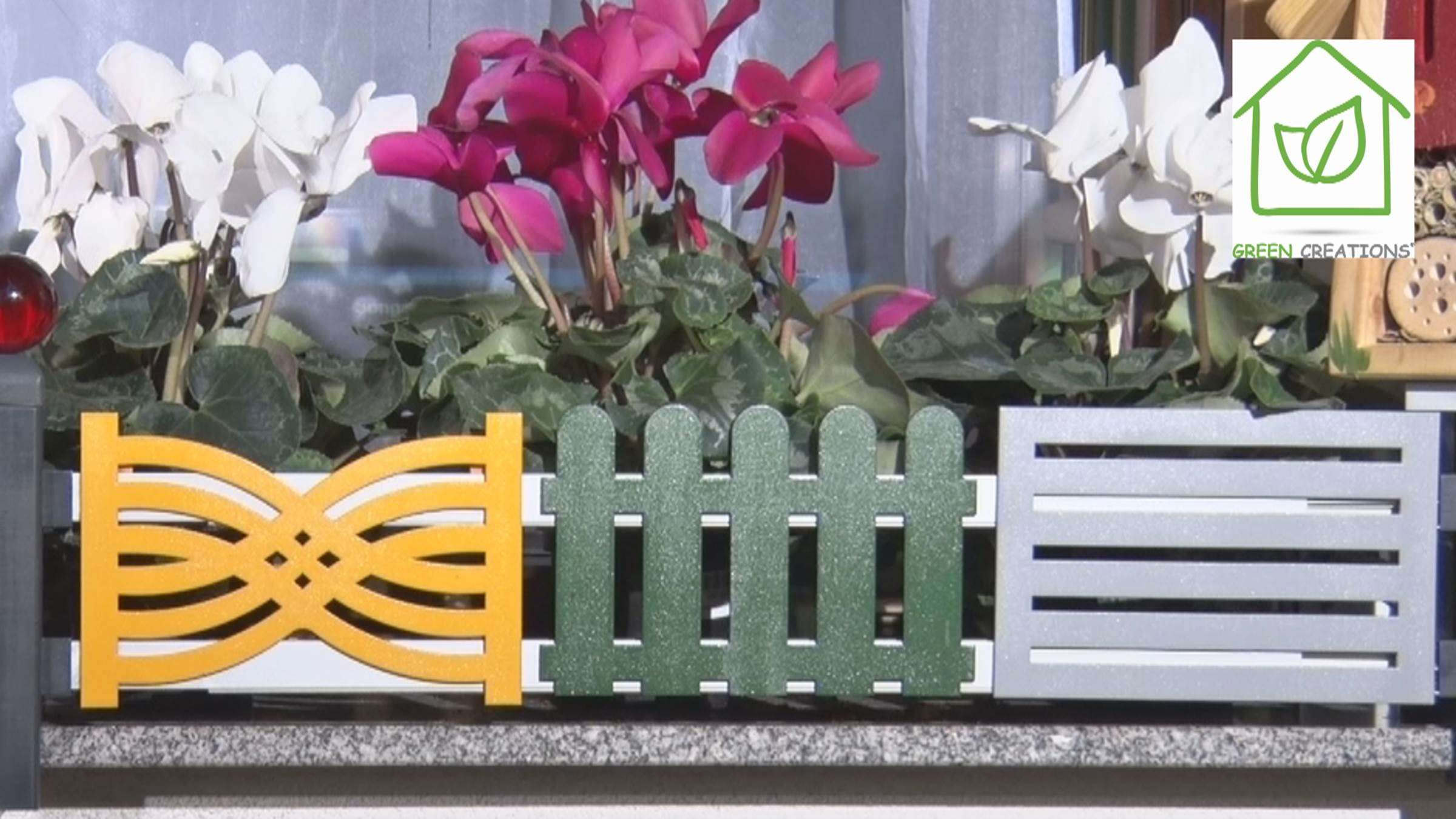 Green Creations Dekor Element Modern