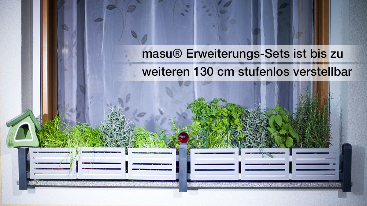 masu fall off protection fits on any window bench